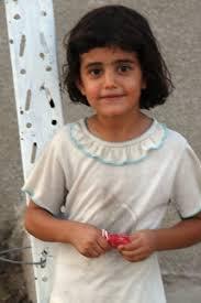 small cute girl