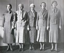 clothes 1930s