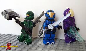 lego weapons shop