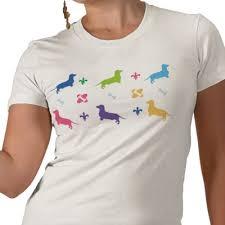 dachshund t shirts