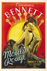 moulin rouge poster art