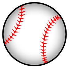 baseball line art