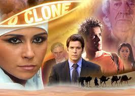 la novela el clon