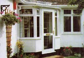 double glazed porch