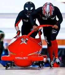 olympic bobsled
