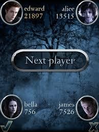 twilight movie game