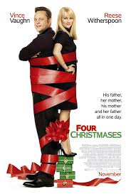 four christmases video