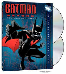 batman beyond dvds