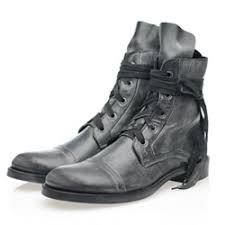 ann demeulemeester mens boots