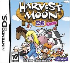 harvest moon ds ds