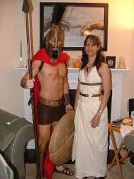300 queen gorgo costume