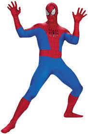 authentic spider man costume