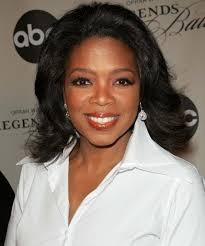 Oprah Gail Winfrey or we know
