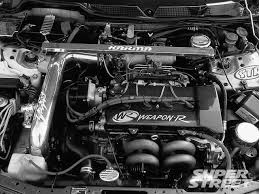 1995 acura integra engine