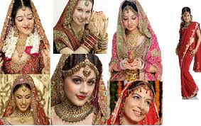 indian bridal make up pictures