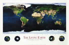 satellite photo earth