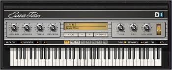 piano instruments