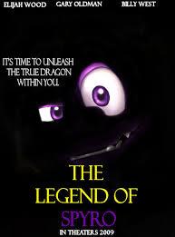 spyro the movie