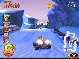 crash team racing ps