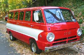 1968 dodge van