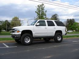 lifted tahoes