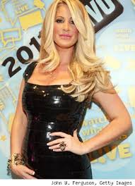 Kim Zolciak from The Real