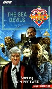 doctor who sea devils