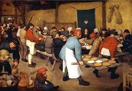 bruegel peasant wedding