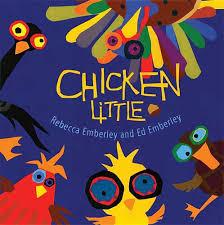chicken little books