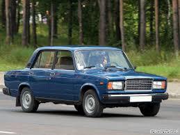 new lada 2107