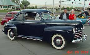 1945 ford coupe