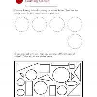 printable percent circle