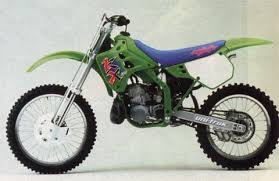 1990 kx 250
