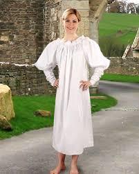 medieval chemise