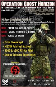 scenario paintball field