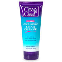 clean and clear cream
