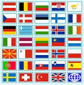 steagurile europei