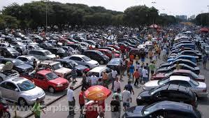 feira de carros