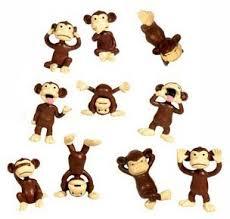 monkey figures