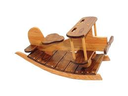wood toy airplanes