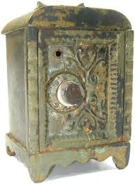 cast iron safes