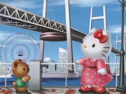 juegos de pintar de hello kitty