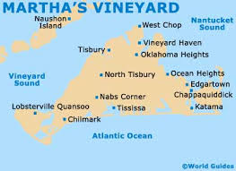 marthas vinyard map