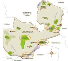 accommodation in zambia