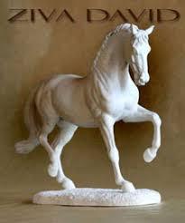 horses sculptures