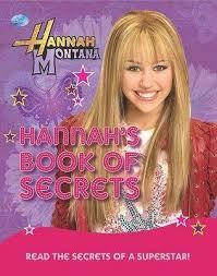 hanna montana books