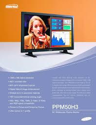 samsung plasma monitor