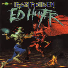iron maiden ed hunter
