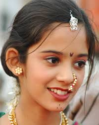 beautiful girl india