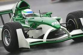 grand prix racing car